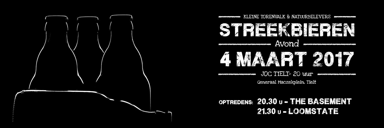 Streekbierenavond KT-NB – 4 maart 2017